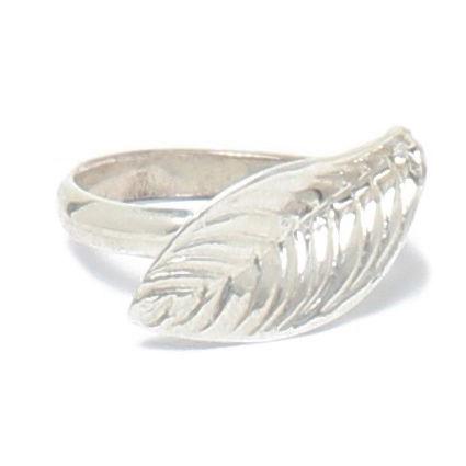 Leaf Ring - Silver