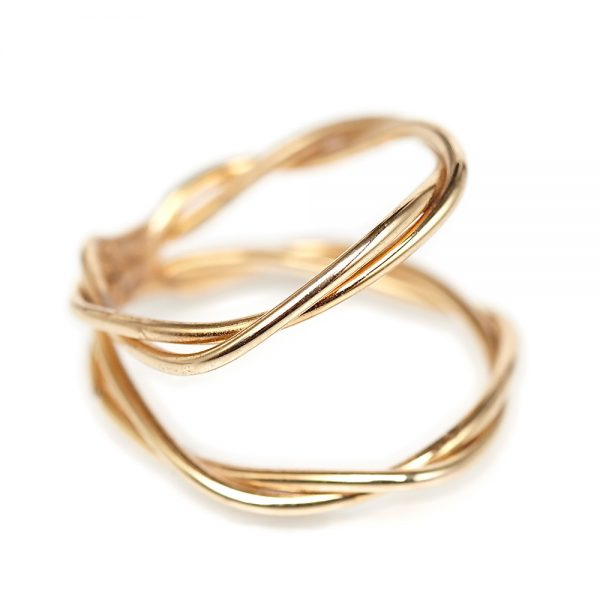 Double Rope Ring