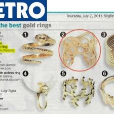 Metro UK Magazine