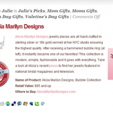 The Gifting Experts: Julie's Picks